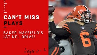 Download Baker Mayfield's Debut Drive Gets Browns on the Board! Video