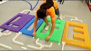 Download Types of Domino Builders! Video