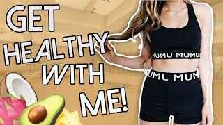 Download Get Healthy FAST With Me! | 30 Day Reset Challenge Video