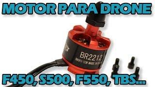 Download MELHORES motores (BARATOS) para DRONES! - F450, S500, F550, TBS e DJI Phantom 3 Video