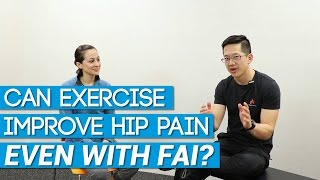 Download Can exercise improve hip pain even with femoroacetabular impingement and a labral tear? Video