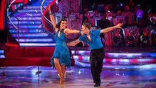 Download Susanna Reid & Kevin Jive to 'Shake Your Tailfeather' - Strictly Come Dancing 2013 Week 1 - BBC One Video