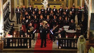 Download Concerto de Natal - Coro Tibério Franco na Igreja da Misericórdia - Terceira Dimensão 379 Video