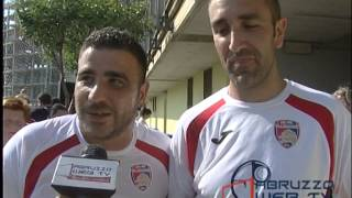 Download Calcio Il Real Villa Carmine festeggia la Promozione in Seconda Categoria 070615 Video