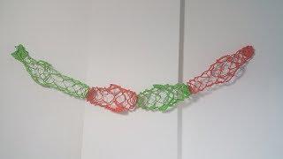 Download DIY, How To Make Party Hanging Paper | کاردستی، ساخت گل های کاغذی محفلی Video