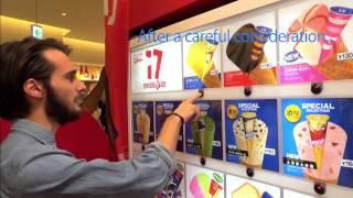 Download Unique Vending Machines in Tokyo Video