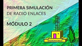 Download Radio Mobile: Módulo 2 - Primera simulación de Radio Enlace Video