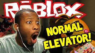 Download ROBLOX: NORMAL ELEVATOR! - SCARY STOPS! - Part (1) Video