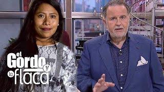 Download Raúl de Molina le pide a Yalitza Aparicio que se olvide de ser maestra y aquí sus razones   GYF Video