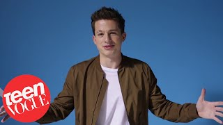 Download Charlie Puth Answers First Date Questions | Teen Vogue Video