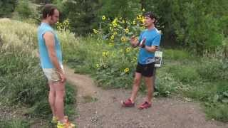 Download Scott Jurek: How to Run, How to Eat. Video