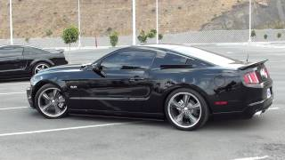 Download 2011 Mustang GT Borla Exhaust Video