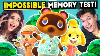 Download The Impossible Nintendo Memory Test | Too Much Information Video
