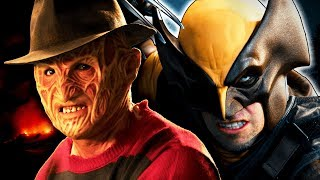 Download Freddy Krueger vs Wolverine - Epic Rap Battles of History. Video