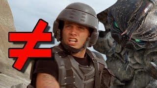 Download Starship Troopers - What's the Difference? Video