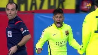 Download Los 10 mejores goles de Messi, Suárez y Neymar Jr en la Copa del Rey Video