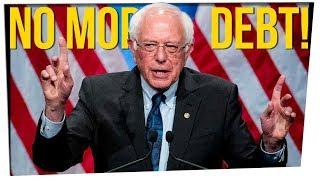Download Bernie Sanders Wants to Cancel $1.6 Trillion in Student Loan Debt (ft. Kingsley) Video
