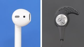 Download Apple AirPods vs JayBird X3 Video