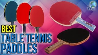 Download 10 Best Table Tennis Paddles 2017 Video
