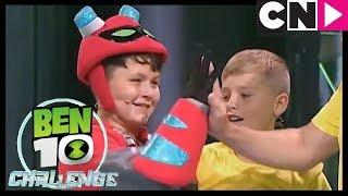 Download Ben 10 Challenge | Epic Monster Duel! | Cartoon Network Video