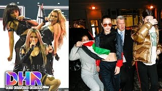 Download Fifth Harmony SLAY First Performance as Foursome - Kendall & Bella AMBUSHED by Fan (DHR) Video