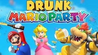Download DRUNK MARIO PARTY - Mario Party 10 Gameplay Video