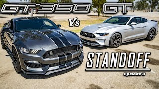 Download Ford Mustang GT PP2 Vs. Shelby GT350 | Track Tested! Video