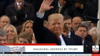 Download Full Speech: President Donald Trump Inaugural Address 1/20/17 Video