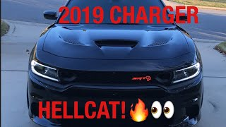 Download 2019 DODGE CHARGER HELLCAT Video
