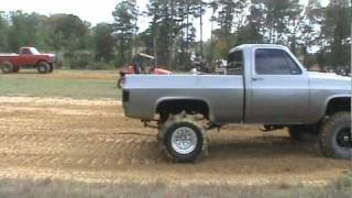 Download Kyle Vs Chevy with Paddle Tires Shiloh Ridge Nov 2010 Video