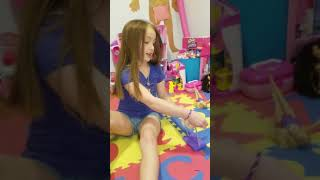 Download Fun with Gymnastics Barbie with Bars Video