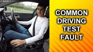 Download Most Common Driving Test Fault - Learner Fails Driving Test Video