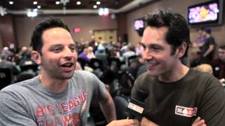 Download Paul Rudd Impressions Part 1 Video