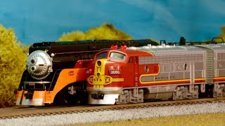 Download Model Trains - N Scale Video