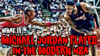 Download What If MICHAEL JORDAN Played In The Modern NBA? Video
