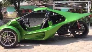 Download T REX MOTOR REPLICA FROM INDONESIA, MADE BY SIGIT GIRI PURWANA Video
