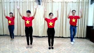 Download Dân vũ ″Ước mơ người Chiến sỹ″ - HanoiADC Video