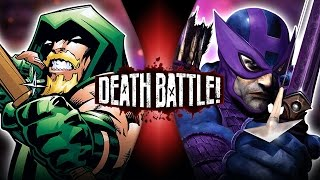 Download Green Arrow VS Hawkeye (DC VS Marvel) | DEATH BATTLE! Video