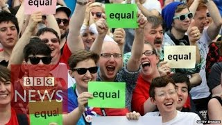 Download Gay marriage: Ireland's big message for equality - BBC News Video