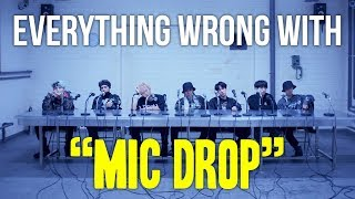 Download Everything Wrong With BTS - ″Mic Drop (Remix)″ Video