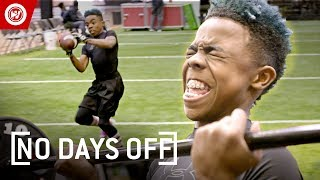 Download 12-Year-Old Football SUPERSTAR | Bunchie Young Highlights Video