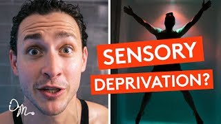 Download SENSORY DEPRIVATION IN A FLOTATION TANK | WHAT IS FLOAT THERAPY? | Doctor Mike Video