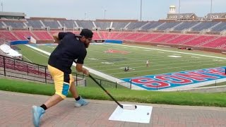 Download Tailgating Trick Shots | Dude Perfect Video