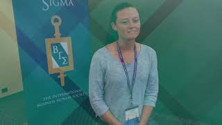 Download Beta Gamma Sigma - International Education Experience with Hannah Peterson Video