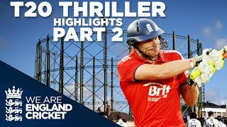 Download T20 Thriller Goes To Last Ball: England v New Zealand 2013 - Highlights: Part 2 Video