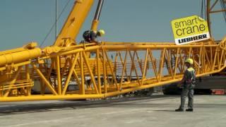 Download Liebherr - LR 1500 crawler crane Video