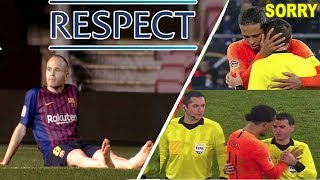 Download The Most Emotional & Beautiful Moments in Football ● Only 2018 [HD] #RESPECT Video