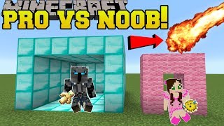 Download Minecraft: NOOB VS PRO!!! - SURVIVE THE DISASTERS! - Mini-Game Video