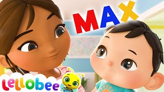 Download What's Your Name Song | Nursery Rhymes & Kids Songs! | BRAND NEW! Baby Songs | Little Baby Bum Video