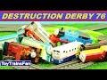 Download Thomas & Friends Destruction Derby #76 - Trackmaster toy trains. Pociagi Tomek i Przyjaciele Video